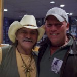 EA Kroll with Dickie Betts
