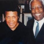 Chubby Checker with JT Carter