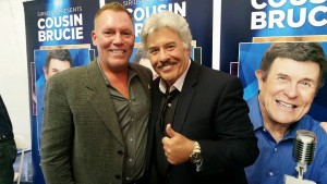 EA Kroll with Tony Orlando