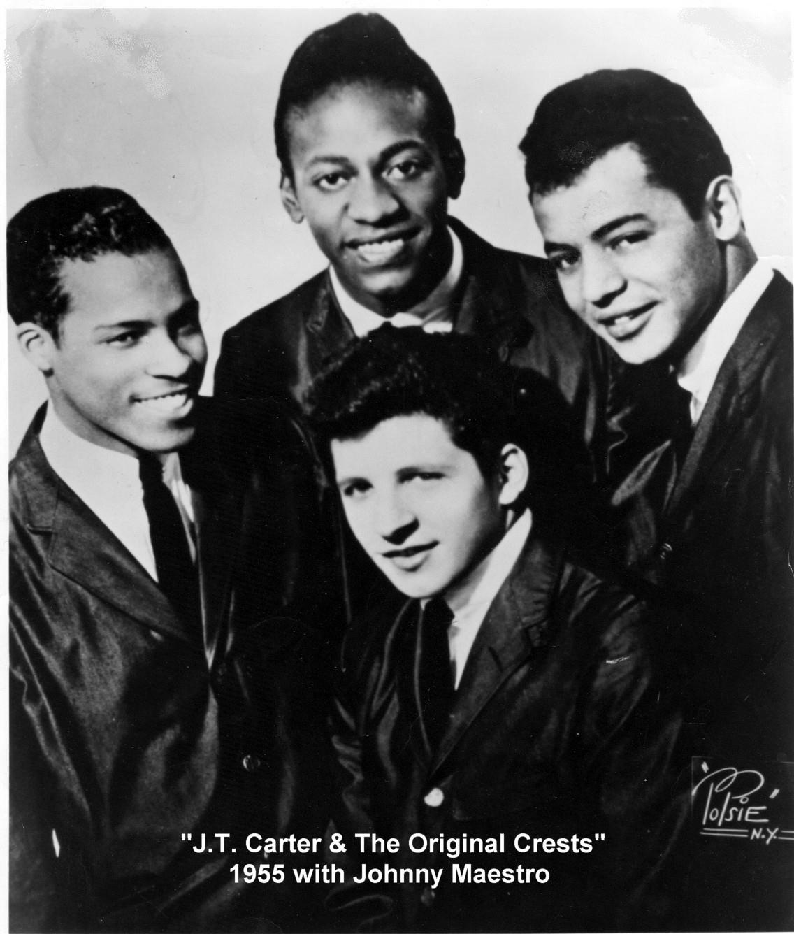 JT Carter and The Crests