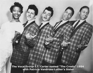 JT's Original Crests