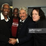 JT Carter with Terry King, Tony Orlando and Tommy James