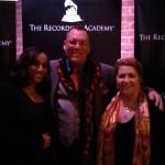 EA Kroll with Kathy Sledge and Gloria Domina