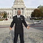 JT Carter at the PA State Capital